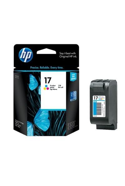 HP 17 Üç Renkli Kartuş C6625AE / C6625A