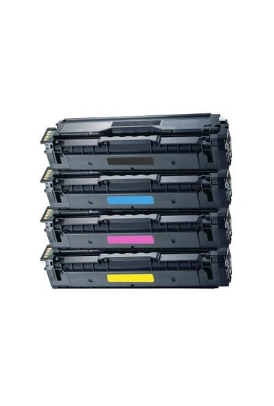 Tkz Samsung Clt-C504s Clp-415-4195 Mavı Toner (1800 Sayfa)