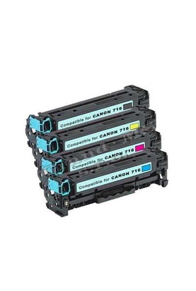 Tkz Canon Crg-716 5050/Mf8030/8050 Sıyah Toner