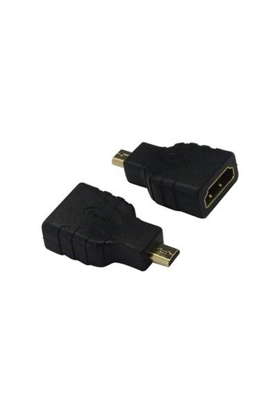 Lizer Mikro HDMI(Erkek)-HDMI(Dişi) 1011