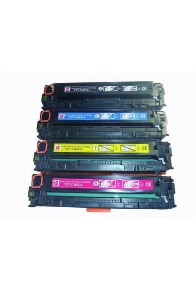 Tkz Cb543a Hp Color Laserjet Kırmızı Toner