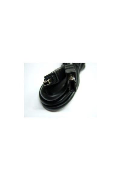 Digitus Firewire (IEEE1394a) 6Pin Erkek/4 Pin Erkek 1.8M Kablo AK-1394-184