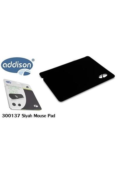 Addison 300137 Siyah Mouse Pad