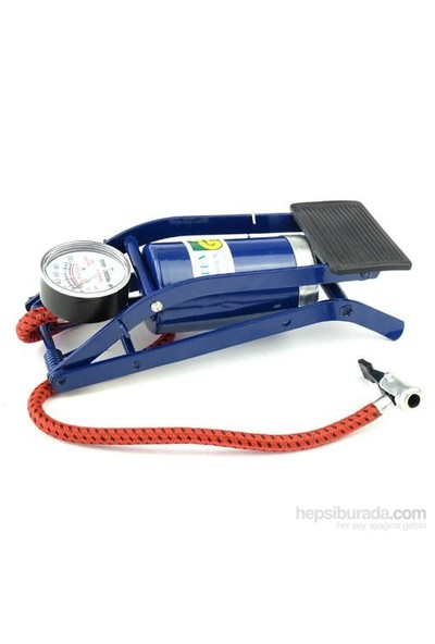 AutoCet Basınç Göstergeli Ayak Pompası 4203a