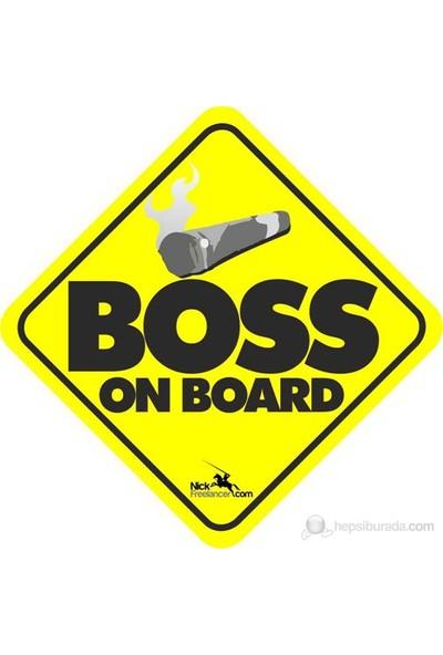 Arabanızda Mesaj Var – Boss