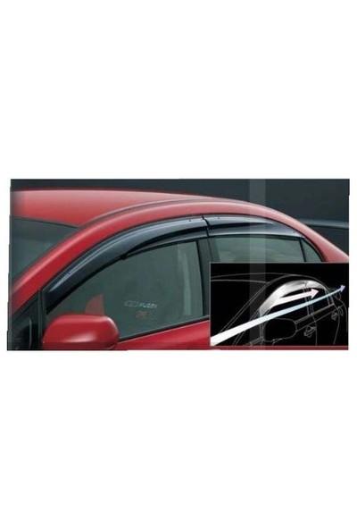 Fiat Palıo Albea Mugen Model Cam Rüzgarlığı