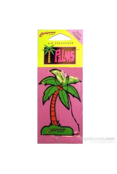 California Scents Palms Shasta Strawberry