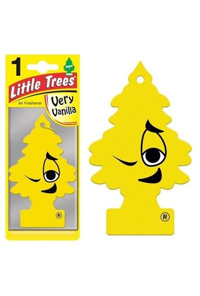 Little Trees Very Vanilla Araba Kokusu