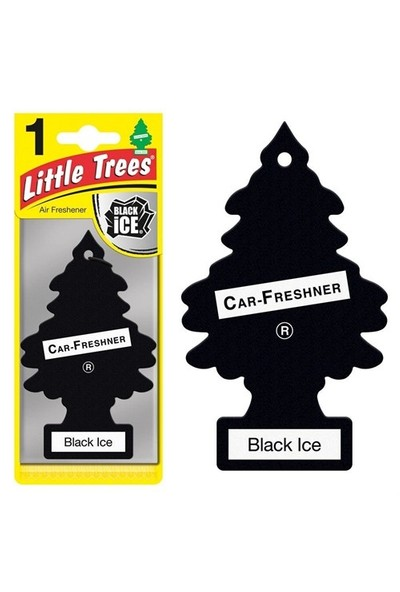 Little Trees Black Ice Araba Kokusu