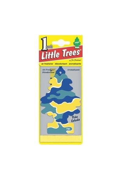 Little Trees Pina Colada Araba Kokusu