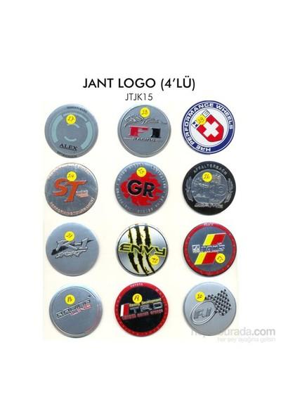 Space Jant Logosu (4'Lü Set) Jtsk15