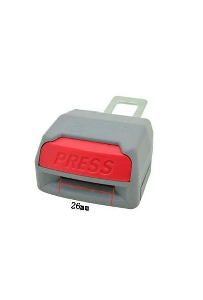 Emniyet Kemer Tokası Gri (2Adet) Pmx-2458G