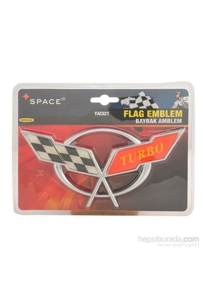 Space Rally Turbo Amblem Yacı21