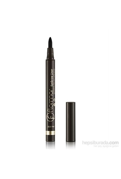 Flormar Eyebrow Liner 002 Natural Brown