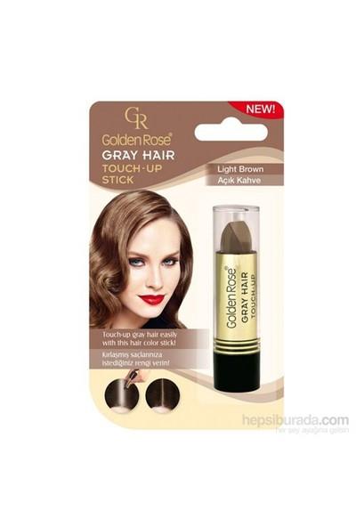 Golden Rose Gray Hair Touch-Up Beyaz Kapatıcı Stick Kestane Kahve