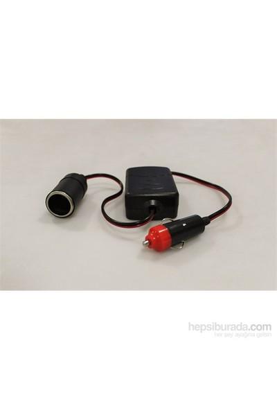 Space Converter Çevirici (24-12V cevirici) 10 amper