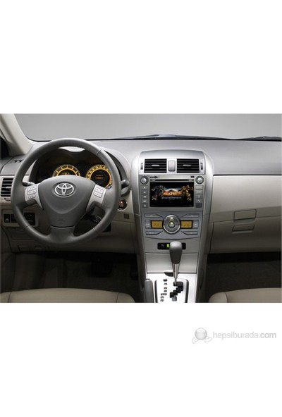 Navimate Toyota Corolla (2007-...) Model Araca Özel Multimedya Sistemi