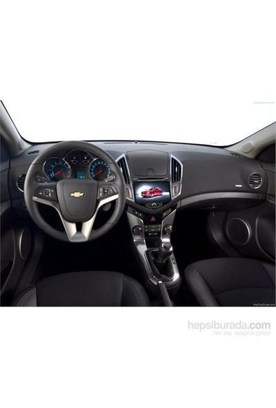 Navimate Chevrolet Yeni Cruze (2013-2014) Model Araca Özel Multimedya Sistemi