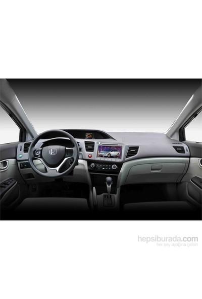 Navimate Honda Yeni Civic (2012-...) Model Araca Özel Multimedya Sistemi