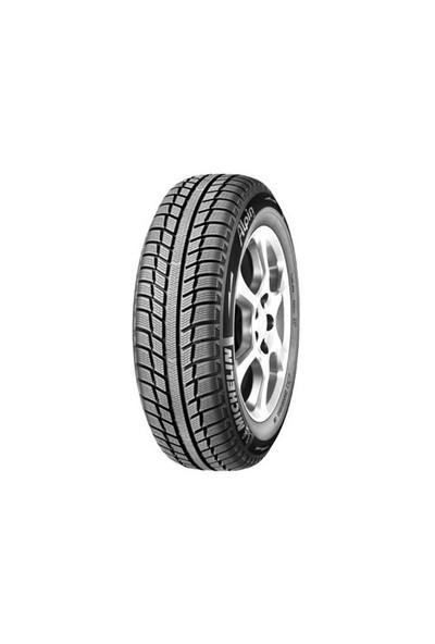 Michelin 185/65 R14 86T Alpin A3 GRNX Oto Kış Lastiği (Üretim Tarihi : 2014)