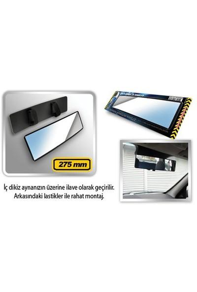 Automix Geniş Görüş Açılı İç Dikiz Ayna 27,5 Cm