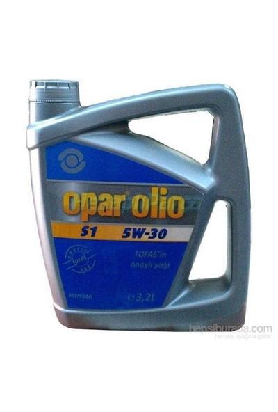 Opar Olio 5W/30 S1 Motor Yağı - 3.2 LT