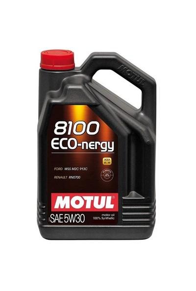 Motul 8100 Eco-Nergy 5W30 4 Litre Motor Yağı (Üretim Yılı: 2020)