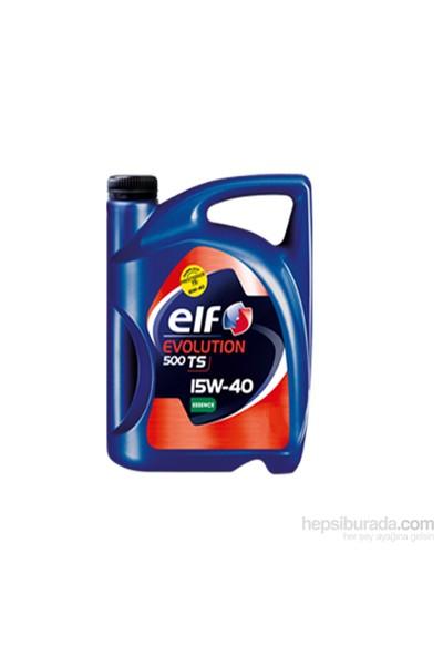Elf Evolution 15w/40 4 LT Benzin Dizel Motor Yağı