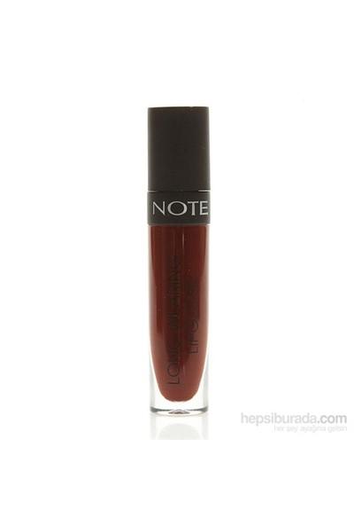 Note Longwear Lipgloss 20