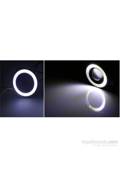 Space Ledli Sis Farı (Angellı 6.5Cm Beyaz) Lass210