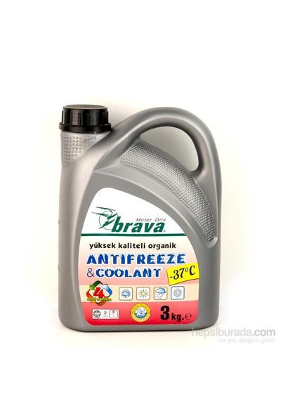 Brava Antifriz -37° Organik 3 Kg