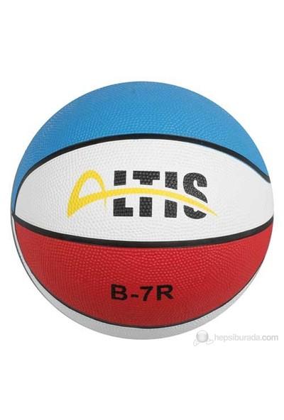 Altis B-7R Basketbol Topu No:7 /Renkli