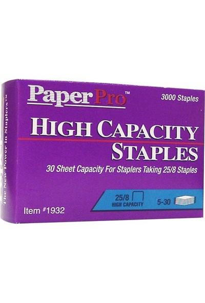 PaperPro 1932 Beyaz Zımba Teli 3000 adet 30 yaprak kapasiteli