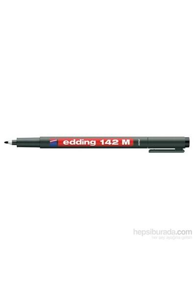 Edding Asetat Kalemi E-142M Siyah Ed14201