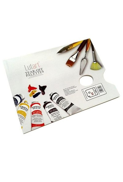 Lutart Kullan At Kağıt Palet 23X30 Cm 35 Sayfa