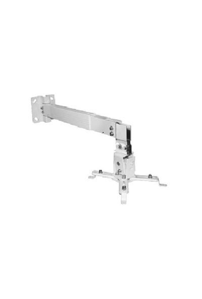 Codegen (P20) 20CM Universal Projeksiyon Tavan veya Duvar Askı Aparatı