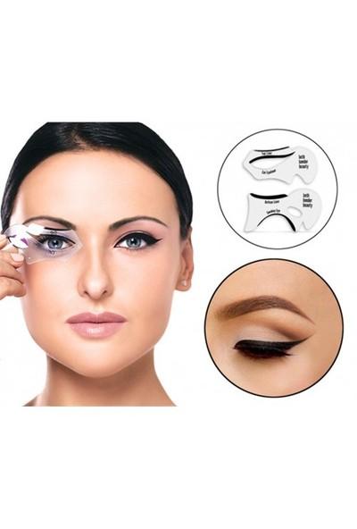Simin Eyeliner Şablonu