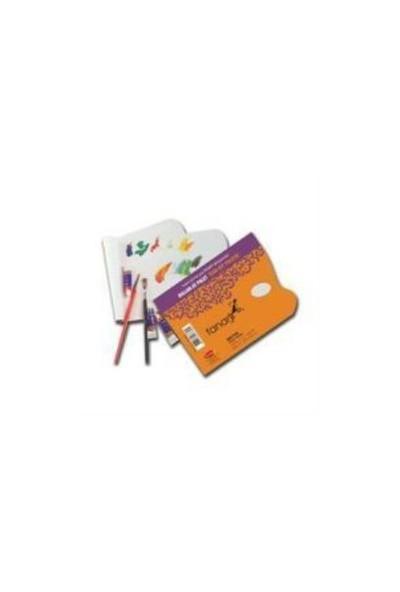 Fanart Kullan At Kağıt Palet 36 Yaprak 22.8X30.5 Cm