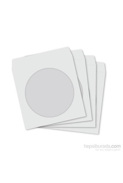 Asil Pencereli Cd Zarfı Beyaz 500 Adet