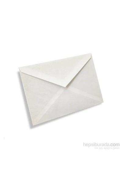 Asil Mektup Zarfı Ölçüleri 114X162 Beyaz 500 Adet