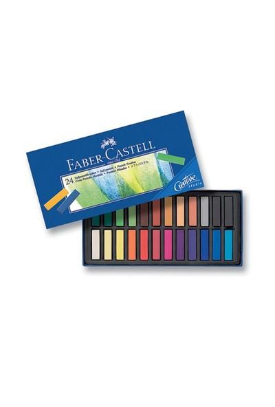 Creative Studio Mini Toz Pastel Boya (Soft) 24 Renk Yarım Boy (5175128