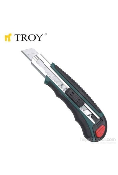 Troy 21600 Profesyonel Maket Bıçağı (100X18mm)