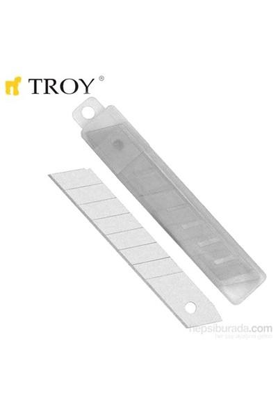 Troy 21610 Maket Bıçağı Yedek Bıçakları (80X9mm)
