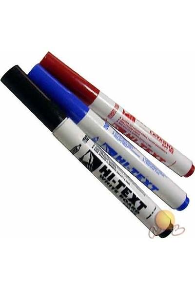 Hi-text 640 Yazı Tahtası Kalemi Siyah