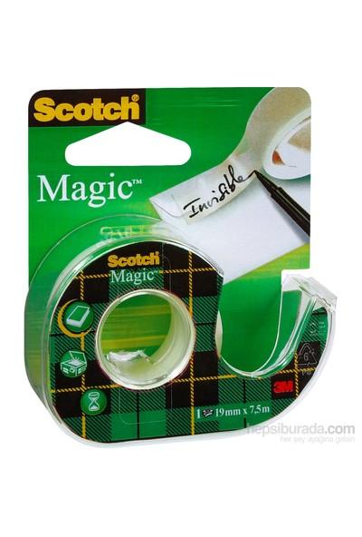 Scotch® Magic Bant, Kesicili, 19mm x 7,5m