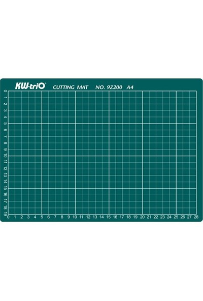 Kw-Trio Kesim Tablası A-4 30X22 819Z200