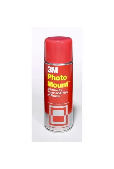 3M UK9479/10 Photo Mount Sprey Yapıştırıcı 400 Ml Fotoğraf Ve Baskı İşleri İçin