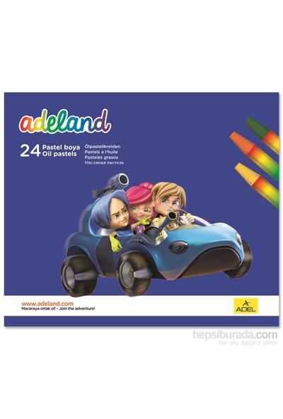 Adeland Pastel Boya 24 Renk