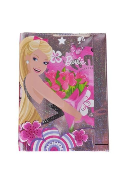 Barbie Simli A4 Hazır Defter Kabı