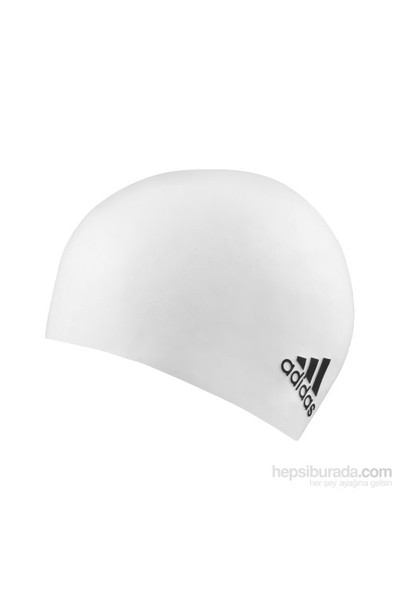 Adidas 802315 Sil Cp Logo 1Pc Unisex Yüzme Bone